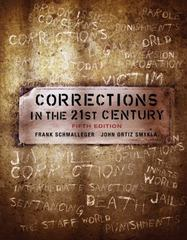 Corrections in the 21st Century 5th Edition 9780078111471 0078111471