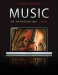Music  An Appreciation  Brief Edition