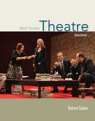 Theatre Brief 9th Edition 9780077333515 0077333519