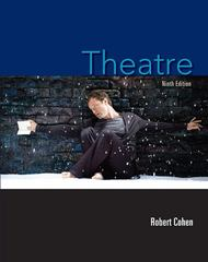 Theatre 9th Edition 9780073382180 0073382183