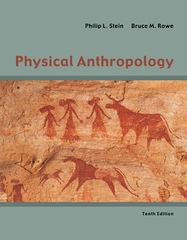 Physical Anthropology 10th edition 9780073405315 0073405310
