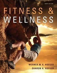 Fitness and Wellness 9th edition 9780538737494 0538737492