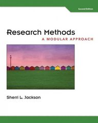 Research Methods 2nd edition 9780495811190 049581119X