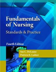 Fundamentals of Nursing 4th edition 9781435480674 1435480678