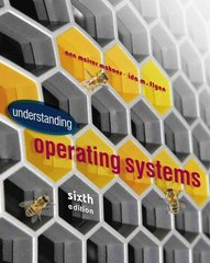 Understanding Operating Systems 6th Edition 9781439079201 143907920X
