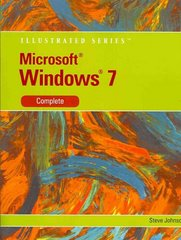Microsoft Windows 7 1st Edition 9780538749046 0538749040