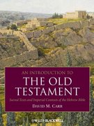 An Introduction to the Old Testament 1st edition 9781405184670 1405184671