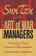 Sun Tzu - The Art of War for Managers 2nd Edition 9781605500300 1605500305