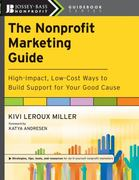 The Nonprofit Marketing Guide 1st Edition 9780470539651 0470539658