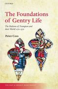 The Foundations of Gentry Life 0 9780199560004 0199560005