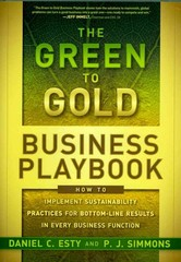 The Green to Gold Business Playbook 1st Edition 9780470590751 0470590750