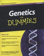 Genetics For Dummies 2nd Edition 9780470551745 0470551747