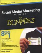Social Media Marketing All-in-One For Dummies 1st edition 9780470584682 0470584688