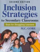 Inclusion Strategies for Secondary Classrooms 2nd Edition 9781412975445 1412975441