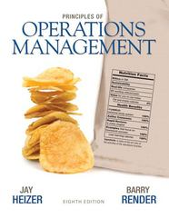 Principles of Operations Management 8th Edition 9780136114468 0136114466
