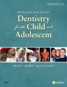 McDonald and Avery's Dentistry for the Child and Adolescent 10th Edition 9780323287463 0323287468