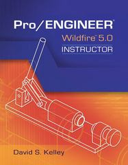 Pro Engineer-Wildfire Instructor 5th edition 9780073375359 0073375357