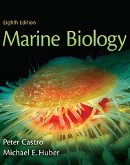 Marine Biology (Castro), 8th Edition  (NASTA Hardcover Reinforced High School Binding) 8th Edition 9780078936739 007893673X