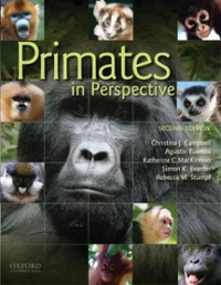 Primates in Perspective 2nd Edition 9780195390438 0195390431