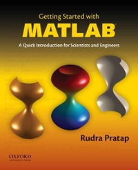 Getting Started with MATLAB 8th Edition 9780199731244 0199731241