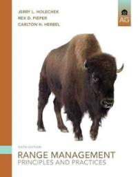 Range Management 6th Edition 9780135014165 0135014166