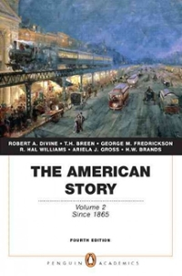 The American Story 4th edition 9780205728961 0205728960
