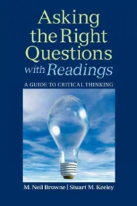 Asking the Right Questions, with Readings 1st edition 9780205649280 0205649289