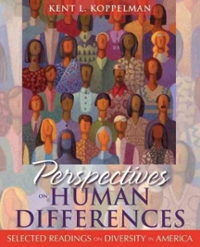 Perspectives on Human Differences 1st Edition 9780137145034 0137145039
