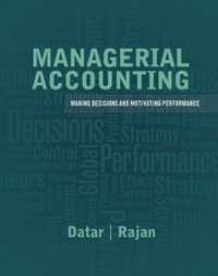 Managerial Accounting 1st Edition 9780137024872 0137024878