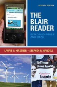 The Blair Reader 7th edition 9780205728442 0205728448