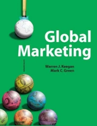 Global Marketing 6th edition 9780137023868 0137023863