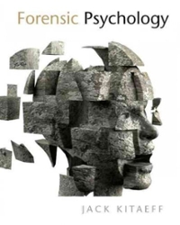 Forensic Psychology 1st edition 9780132352918 0132352915