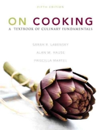 On Cooking 5th Edition 9780137155767 013715576X