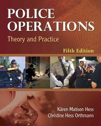 Police Operations 5th edition 9781435488663 1435488660