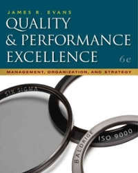 Quality & Performance Excellence 6th edition 9780324827064 0324827067