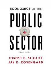 Economics of the Public Sector 4th Edition 9780393925227 0393925226