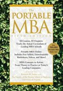 The Portable MBA 5th Edition 9780470481295 0470481293