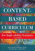 Content Based Curriculum for High Ability Learners 2nd Edition 9781593633998 1593633998