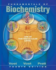 Fundamentals Of Biochemistry 4th Edition Textbook Solutions ...