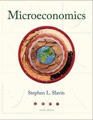 Microeconomics + Economy 2009 Update 9th Edition 9780077354190 0077354192