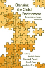 Changing the Global Environment 0 9780121187316 0121187314