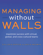 Managing Without Walls 0 9781583470626 158347062X