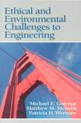 Ethical and Environmental Challenges to Engineering 1st edition 9780130113283 013011328X