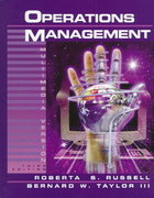 Operations Management 3rd edition 9780130130921 0130130923