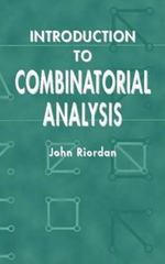 Introduction to Combinatorial Analysis 0 9780486425368 0486425363