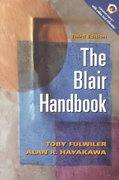 The Blair Handbook 3rd edition 9780130191977 0130191973
