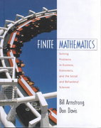 Finite Mathematics 0 9780130199584 0130199583