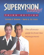 Supervision Today! 3rd edition 9780130254412 013025441X