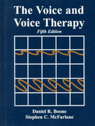 The Voice and Voice Therapy 5th Edition 9780130306777 0130306770