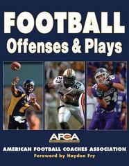 Football Offenses and Plays 1st Edition 9780736062619 0736062610